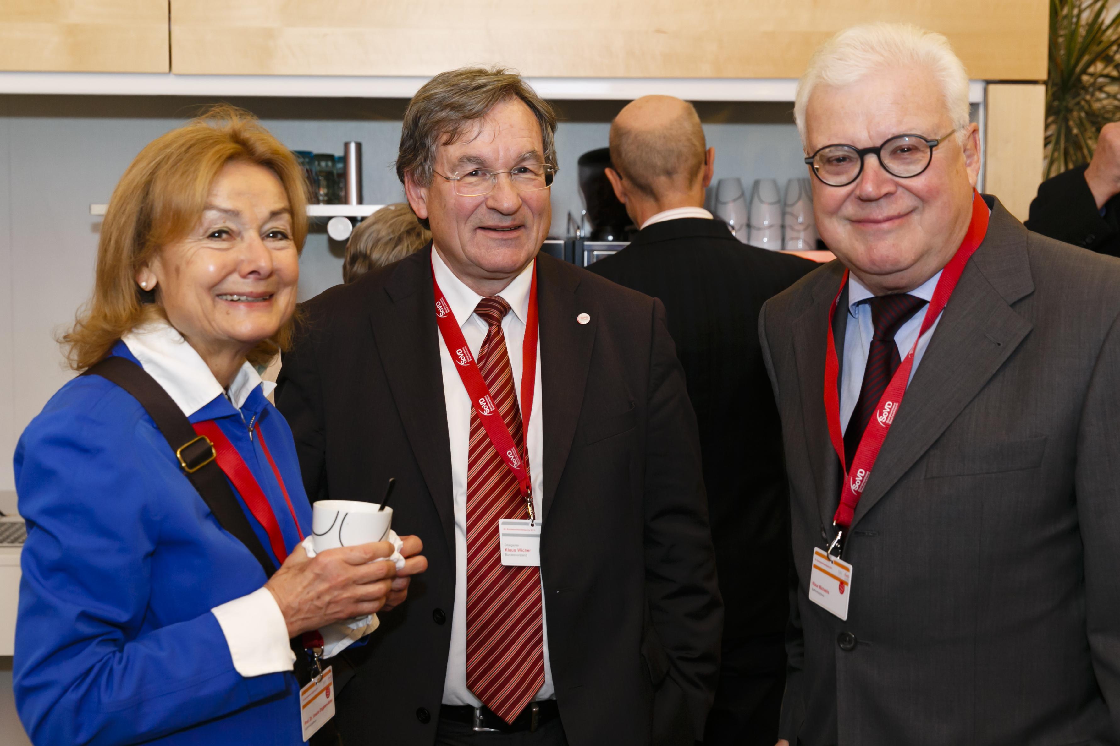 SoVD Bundesverbandstagung 2015